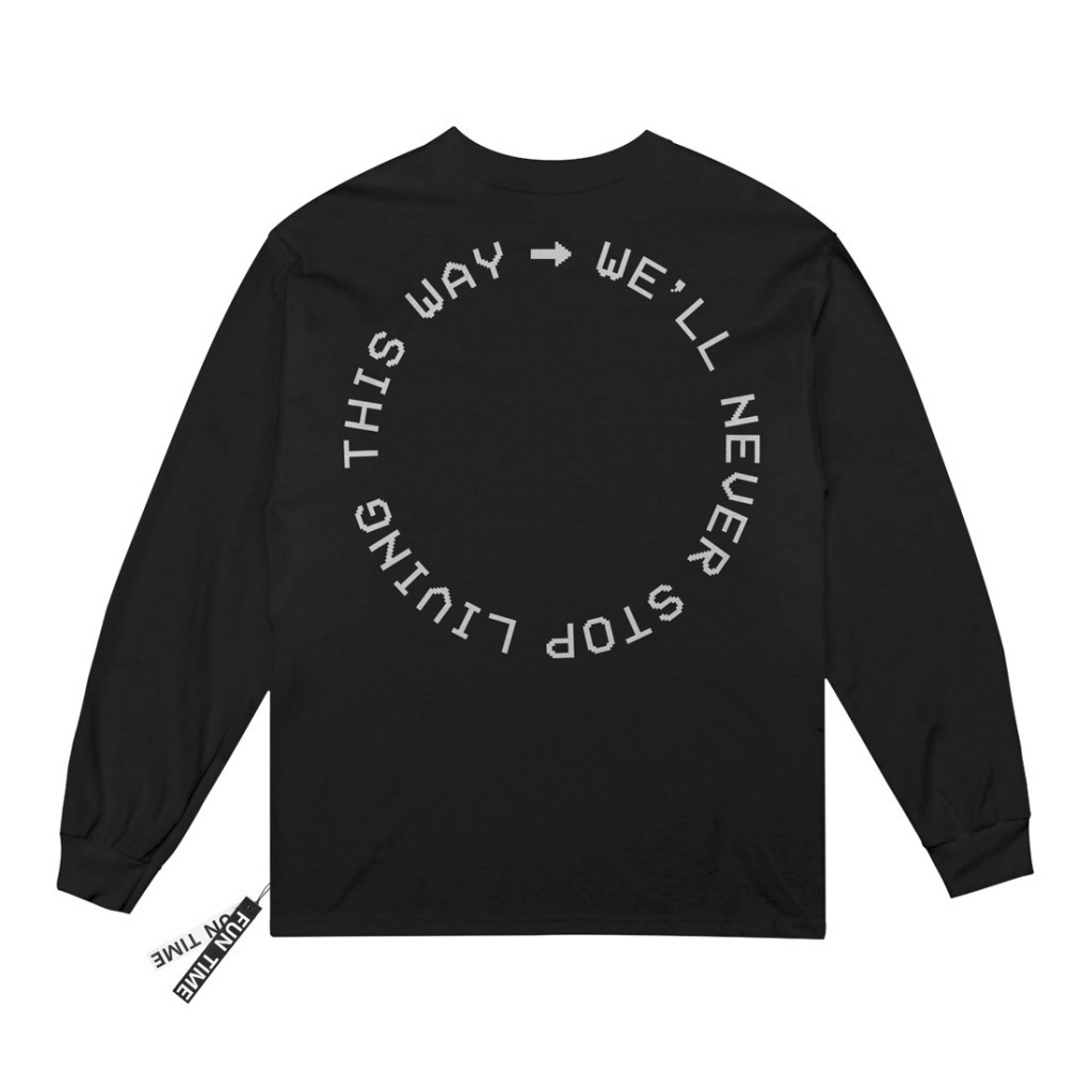 FUN TIME Way Longsleeve Back